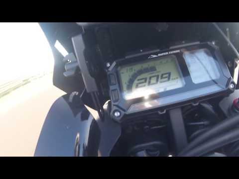 xt1200 ze acceleration