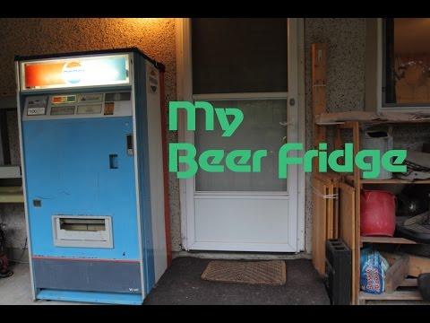 My Beer Fridge is a Vending Machine