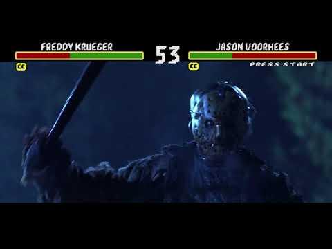 Freddy vs Jason with Healthbars | Freddy vs Jason (2003)
