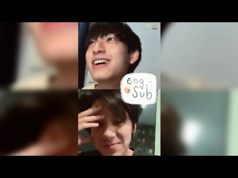 [Eng Sub] Cut NanonChimon ig live ㅡ 050420