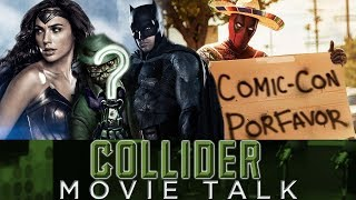On this episode of Collider Movie Talk (Wednesday, July 19th, 2017) Mark Ellis, Perri Nemiroff, Mark Reilly, and David Griffin discuss the following: 1) DC dates two movies for 20202) Walton Goggins cast in Ant-Man and the Wasp3) Opening This Week4) Creed 2 currently being written by Sly, plans to shoot next year5) The Dark Tower runtime revealed to be only 95 minutes6) First trailer released for The Disaster Artist 7) Mail BagCheck out the YouTube Playlist for Awesometacular: https://www.youtube.com/playlist?list=PLayt6616lBckuUHPMdwFINi_vcyc-ysnCFollow us on Twitter: http://www.twitter.com/ColliderVideoFollow us on Instagram: http://www.instagram.com/ColliderVideoFollow us on Facebook: https://www.facebook.com/colliderdotcomFollow Mark: https://twitter.com/MarkEllisLiveFollow Reilly: https://twitter.com/ReillyaroundFollow Perri: https://twitter.com/PNemiroffFollow David: https://twitter.com/GriffindeAs the online source for movies, television, breaking news, incisive content, and imminent trends, Collider Videos is more than an essential destination.Visit Collider: http://collider.comFollow them on Twitter: http://www.twitter.com/ColliderSUBSCRIBE TO THE SCHMOES YOUTUBE CHANNEL HERE: https://www.youtube.com/user/schmoesknowCollider Show Schedule:MONDAY: TV Talk  http://bit.ly/29BR7Yi TUESDAY: Heroes  http://bit.ly/29F4JobTeam Schmoedown  http://bit.ly/29C2iRV WEDNESDAY: Nightmares  http://bit.ly/29BQUV3 THURSDAY: Jedi Council  http://bit.ly/29v5wVi FRIDAY: Schmoedown  http://bit.ly/29C2iRV SATURDAY: Mailbag  http://bit.ly/29UsKsd Behind the Scenes/Bloopers  http://bit.ly/2kuLuyISUNDAY: Mailbag  http://bit.ly/29UsKsdMOVIE TALK: Every week day  http://bit.ly/29BRtOO