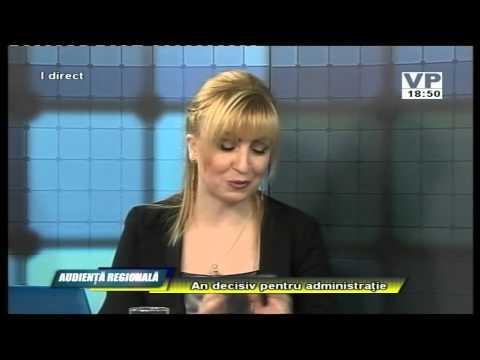 Emisiunea Audiență regională – Raul Petrescu – 10 februarie 2015