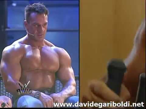 Davide Gariboldi - Allenamento in Palestra