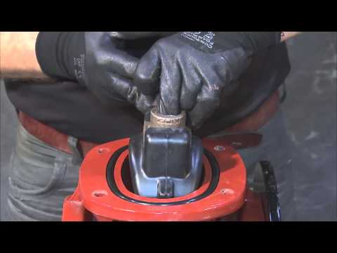 Clow Valve RW Gate Valve NRS - How to Disassemble