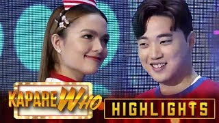 Video Stephen asks Ryan if he fully accepts her true identity | It's Showtime KapareWho MP3, 3GP, MP4, WEBM, AVI, FLV April 2019