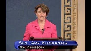 Senator Amy Klobuchar (D-MN) says she wants public hearings on the Republican health care bill that is being written in secret.