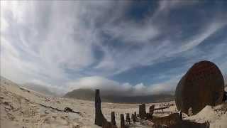 Noordhoek Beach Timelapse - Kakapo Wreck