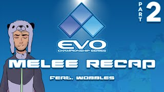 Better late than never: PG's Melee Recap — EVO pt 2 ft. Wobbles is finally done!
