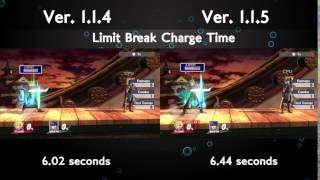 Clouds Limit Break Charge nerf is not as long as people are making it out to be