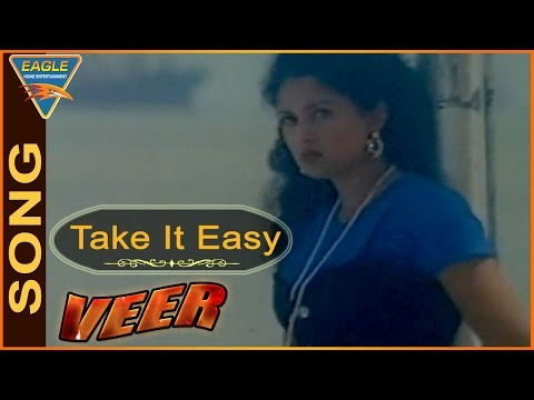 Veer Movie || Take It Easy Video Song || Dharmendra, Jayapradha, Gouthami || Eagle Hindi Movies
