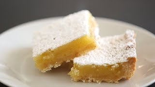 How to Make the Perfect Lemon Bar Every Time- Kitchen Conundrums with Thomas Joseph by Everyday Food