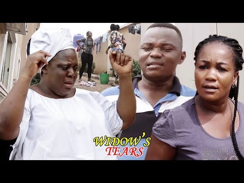 Widow's Tears 3&4 - 2018 Latest Nigerian Nollywood/African Movie/ Family Movie Full Movie 1080i Ful