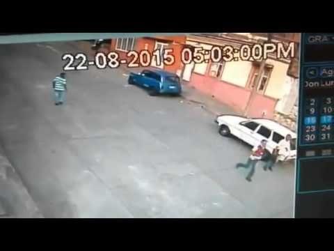 Ni la Policía se salva de los ladrones en el centro de Ibagué