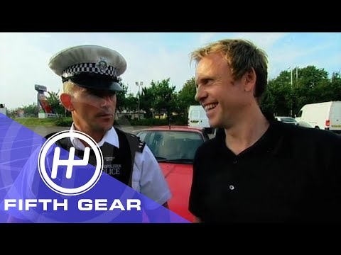 Fifth Gear: MET Police Traffic Unit