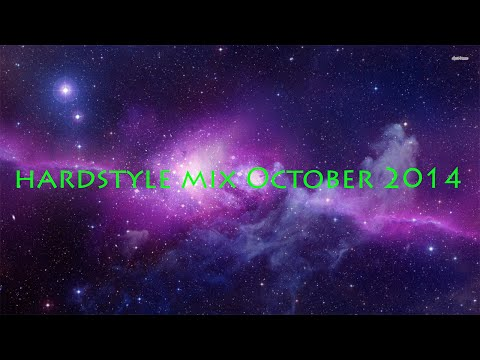 Euphoric Hardstyle Mix October 2014 (видео)