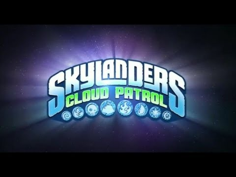Skylanders Cloud Patrol: All New Mobile Game