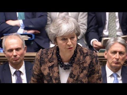 Großbritannien: May pocht immer noch auf Brexit-Nachverhandlungen mit der EU