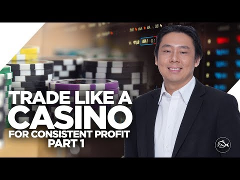 Trade Like a Casino for Consistent Profits by Adam Khoo