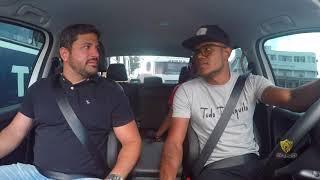 TV Sport de carona com Anselmo
