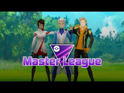 Pokémon GO: Defeating All 3 Team Leaders (Master League)