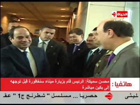 الحياة اليوم - الرئيس السيسي يشارك 30 رئيس وزعيم دولة فى احتفالات النصر ببك