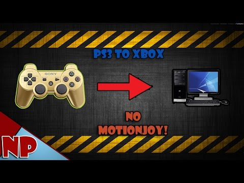 how to sync pc to ps3