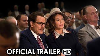 TRUMBO Official Trailer (2015) - Elle Fanning, Bryan Cranston HD