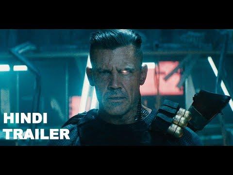 Deadpool, Meet Cable (Deadpool 2) - HINDI Trailer (видео)