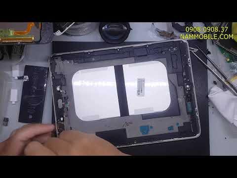 Samsung Tab S2 9 7 inch T815 Sạc không vào pin Thay chân sạc chính hãng giá rẻ lấy liền