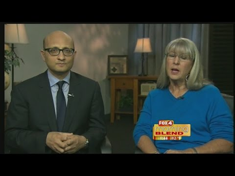 Hepatitis Testing Day with Imtiaz Alam, MD., and Denise Curtice