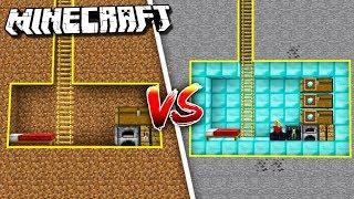 Video Minecraft NOOB vs. PRO: SECRET BUNKER in Minecraft! MP3, 3GP, MP4, WEBM, AVI, FLV Oktober 2018
