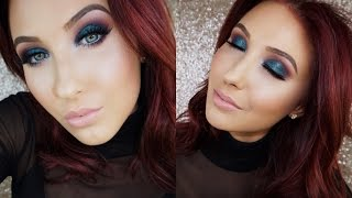 Bright Eyed Colorful Fall Makeup Look | Jaclyn Hill