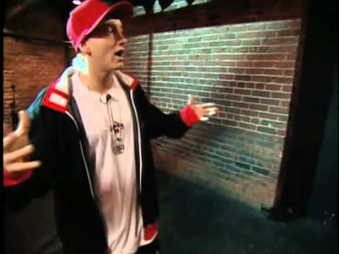 Eminem Slaying Sway (2004)