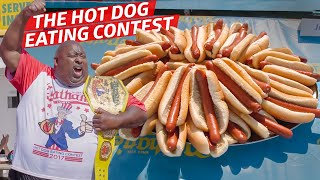 How Nathan's Hot Dog Eating Contest Got so BIG — Cult Following by Eater