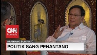 Video Prabowo Subianto - Politik Sang Penantang MP3, 3GP, MP4, WEBM, AVI, FLV November 2018
