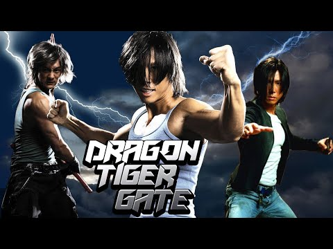 DRAGON TIGER GATE ll Hindi Dubbed Martial Art Action Full Movie ll Panipat Movies