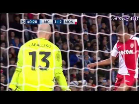 Manchester City vs Monaco 5 3   Goals & Extended Highlights 21 02 2017 HD