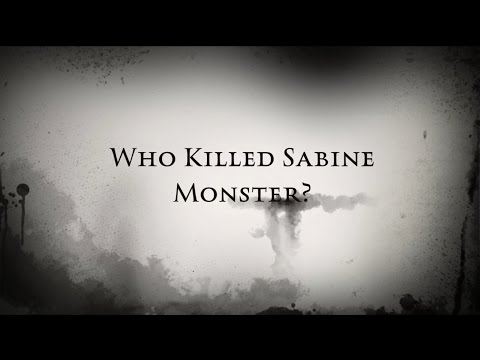 Who Killed Sabine Monster? Official Trailer #1 (2016) - Horror Movie HD