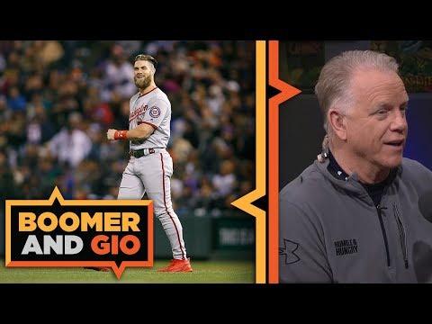 Video: WHERE WILL Machado and Harper go? | Boomer and Gio