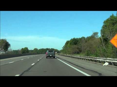 142130 4 - Me driving Interstate 80/Interstate 90 West (Ohio Turnpike) in Ohio, from mile marker 142 to 130. Note that videos are slightly zoomed in and sped up to opti...