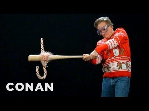Conanovy vánoční zpomalené záběry