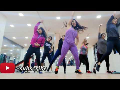 Zumba Warm Up | She Doesn't Mind | Nepali Fitness | Beginner's Zumba | Weight Loss |Srijana Shrestha