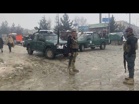 Afghanistan: Mehrere Tote bei Selbstmordanschlag in Kabul