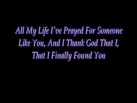 K-Ci And JoJo - All My Life(lyrics)
