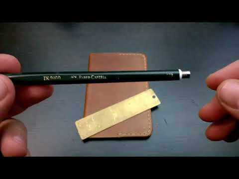 EDC Tipp - Faber Castell Fallminenbleistift TK 9400