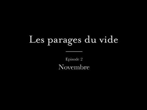 Jean-Louis Aubert – Novembre (Les parages du vide )