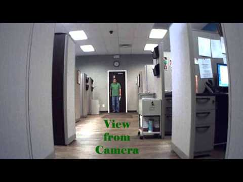 Air freshener hidden camera