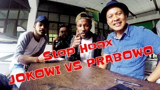 Video Apa Kata Mahasiswa Papua ttg Persaingan Hoax Jokowi vs Prabowo? MP3, 3GP, MP4, WEBM, AVI, FLV Maret 2019