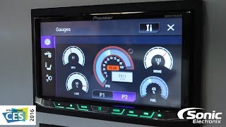 Nonton Pioneer NEX Car Stereos w/ Gauges and More New Features   CES 2016 Film Subtitle Indonesia Streaming Movie Download