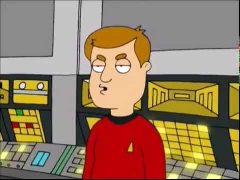 Family Guy - Star Trek Moments (Season 1)